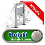 Stojaki-na-rowery stal nierdzewna